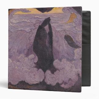 """La onda violeta, c.1895-6 carpeta 1 1/2"""""""