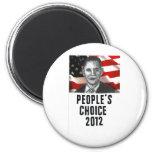 La opción 2012 de la gente imán