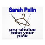 La opción de Sarah Anuncios Personalizados