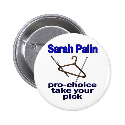La opción de Sarah Pin