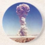 La operación de prueba de las armas nucleares Tipo Posavasos Manualidades