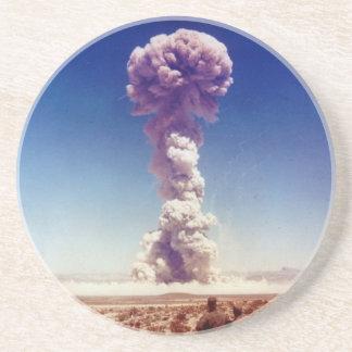 La operación de prueba de las armas nucleares Tipo Posavaso Para Bebida