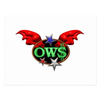 La operación Wall Street de OWS se une al Postal