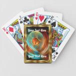 La opinión de Apop del foco el jugar de tarjetas o Cartas De Juego