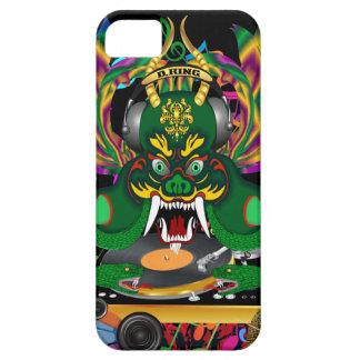 La opinión de D.J. Dragon rey carnaval hace iPhone 5 Carcasa