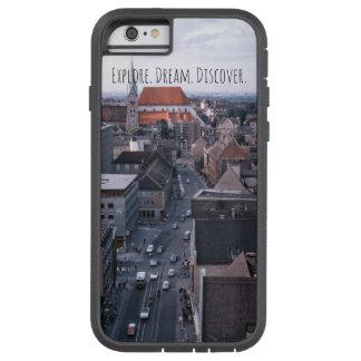 La opinión de la ciudad, explora la calle debajo funda tough xtreme iPhone 6
