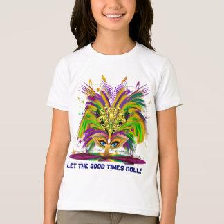 La opinión de la reina del carnaval observa por camisas