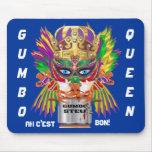 La opinión de la reina del Gumbo del festival hace Alfombrilla De Ratón