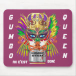 La opinión de la reina del Gumbo del festival hace Alfombrilla De Ratones