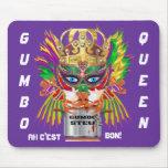 La opinión de la reina del Gumbo del festival hace Tapetes De Ratón