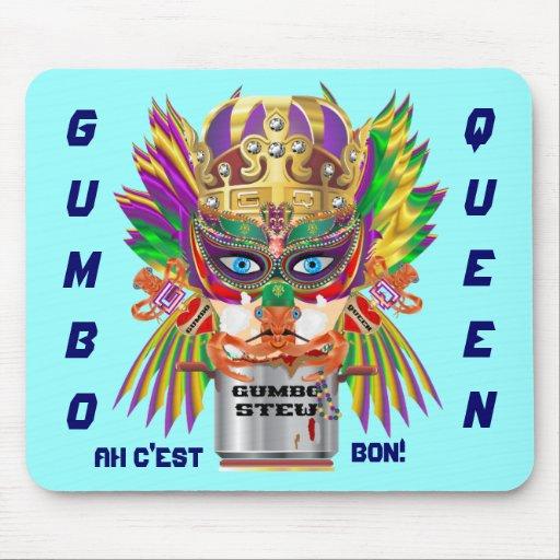 La opinión de la reina del Gumbo del festival hace Tapete De Ratón