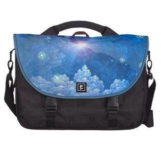 La opinión del cielo bolsas para portatil