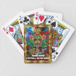 La opinión del rey del dragón del carnaval del cartas de juego