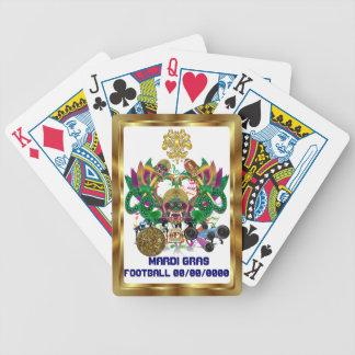 La opinión del rey del dragón del carnaval del baraja cartas de poker