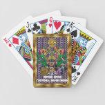 La opinión del rey del dragón del carnaval del barajas de cartas