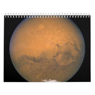 La opinión más cercana de Hubble de Marte