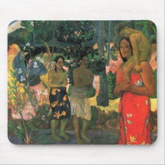 """La Orana Maria"" - Paul Gauguin Mousepad"