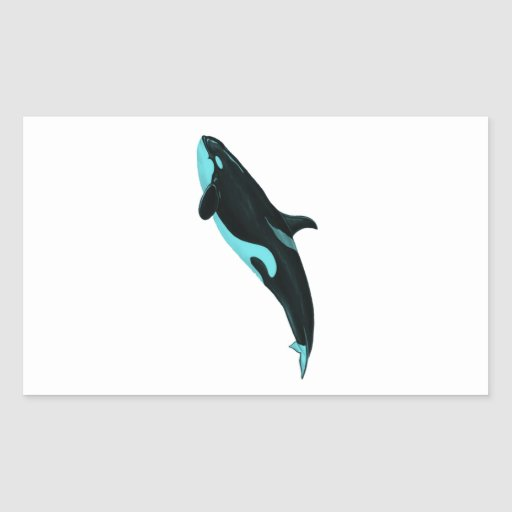 LA ORCA ASCENDENTE RECTANGULAR ALTAVOZ