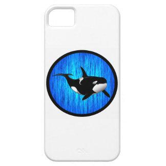 LA ORCA SERENA iPhone 5 FUNDA