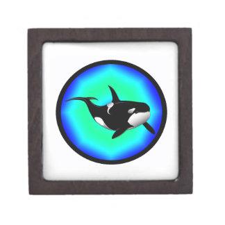 LA ORCA VISION CAJA DE RECUERDO DE CALIDAD