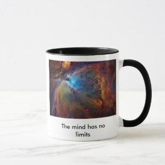 la Orión-nebulosa, la mente no tiene ningún límite