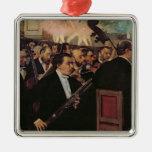 La orquesta de la ópera, c.1870 ornaments para arbol de navidad