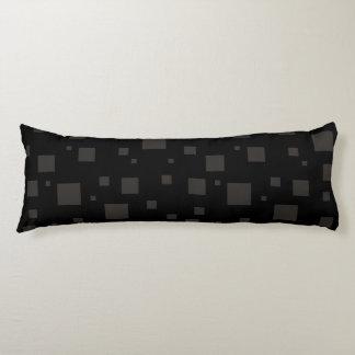 La oscuridad misteriosa fantasmagórica de la almohada