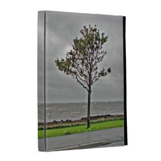 La oscuridad se nubla la caja en folio del iPad 3