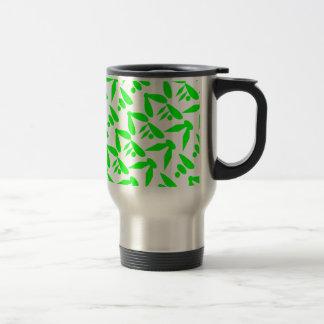 La otra escritura extranjera del mundo taza de café