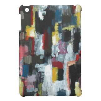 La otra noche (expresionismo abstracto) iPad mini cobertura