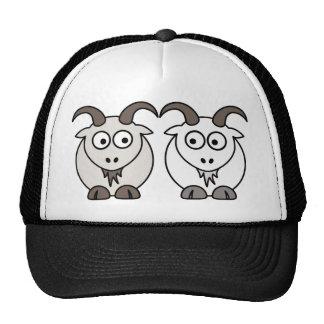 La oveja consigue mi cabra gorras de camionero