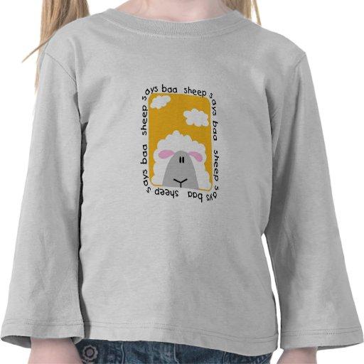 La oveja dice las camisetas y los regalos del Baa