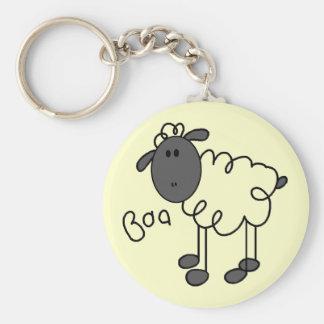 La oveja dice las camisetas y los regalos del Baa Llaveros