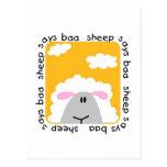 La oveja dice las camisetas y los regalos del Baa Postal