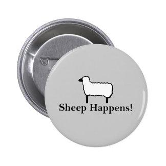 ¡La oveja sucede! Pin