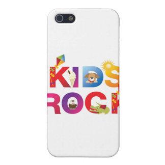 La palabra embroma la roca iPhone 5 carcasas