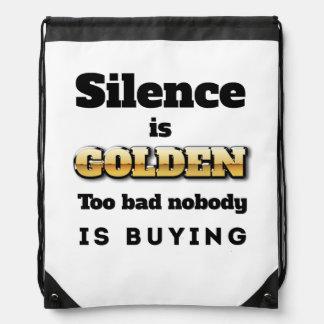 La palabra es plata y el silencio oro