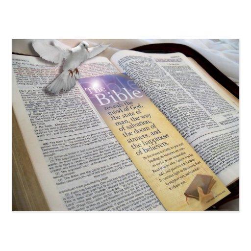 La palabra viva de la postal del 4:12 de los hebre