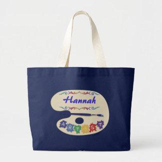 La paleta del artista bolsas de mano