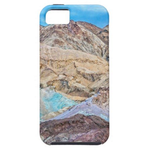 La paleta del artista (primer) iPhone 5 Case-Mate cobertura