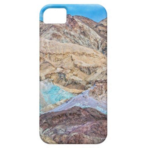 La paleta del artista (primer) iPhone 5 Case-Mate carcasas