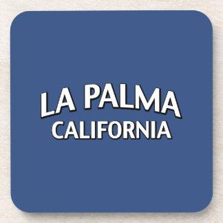 La Palma California Beverage Coaster
