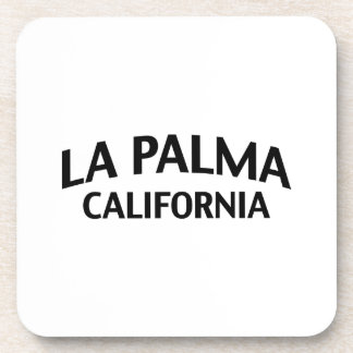 La Palma California Beverage Coasters