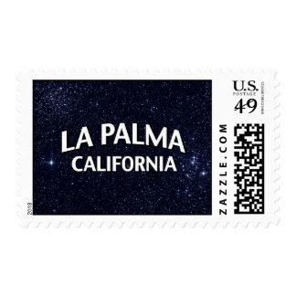 La Palma California Stamp