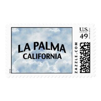 La Palma California Stamps