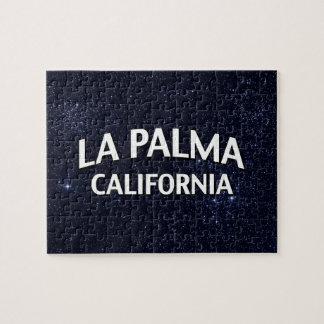 La Palma California Puzzle