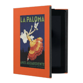 La Paloma - Anis Aguardiente promocional