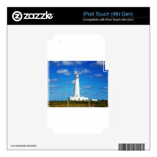 La Paloma Lighthouse iPod Touch 4G Decal