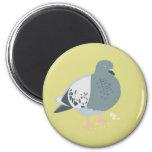 La paloma soña el imán