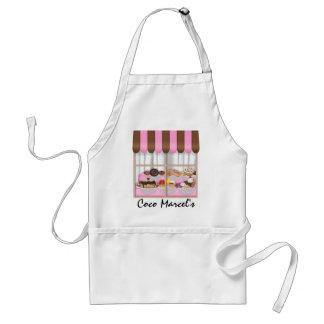 La panadería encanta el delantal - SRF